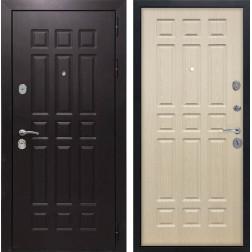 Входная металлическая дверь Армада Сенатор 8 (Венге / Дуб беленый)