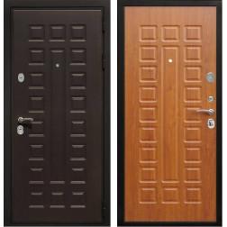 Входная металлическая дверь Армада Триумф 3К (Венге / Орех)