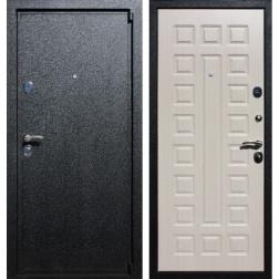 Входная дверь Армада 3 (Черный крокодил / Беленый дуб)