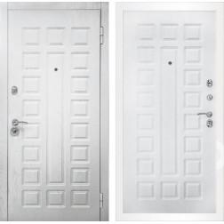 Входная дверь Снедо Сенатор 2К (Альберо браш грей / Альберо браш грей)