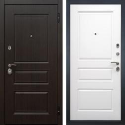 Входная дверь Снедо Гранд 2К (Венге винорит / Белый матовый)