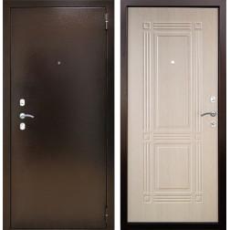 Входная дверь Снедо Триумф 2К (Медный антик / Дуб беленый)