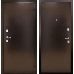 Входная дверь Снедо Триумф 2К (Медный антик / Медный антик)