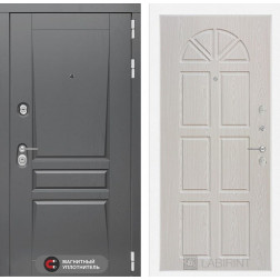 Входная металлическая дверь Лабиринт Платинум 15 (Алмон 25)