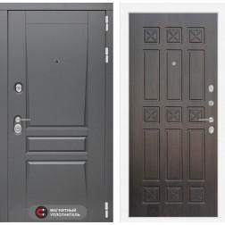 Входная металлическая дверь Лабиринт Платинум 16 (Алмон 28)