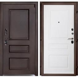Входная металлическая дверь Райтвер Прадо Муар шоко