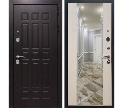 Входная металлическая дверь Армада Сенатор 8 СБ-16 с Зеркалом