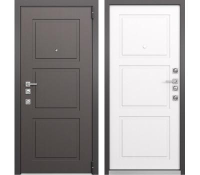 Входная металлическая дверь Mastino Forte (Синхропоры модерн MS-104 / Синхропоры милк MS-104)