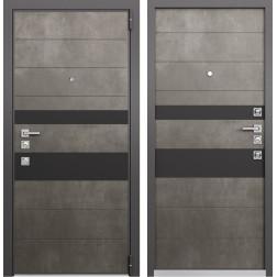 Входная дверь Mastino Forte (Бетон темный MS-118 / Бетон темный MS-118)