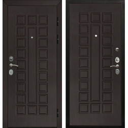 Входная металлическая дверь Армада Сенатор с замком Cisa (Венге / Венге)