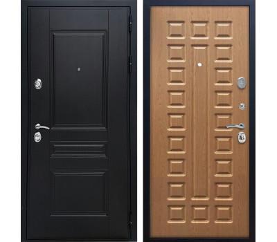 Входная металлическая дверь Армада Премиум Н ФЛ-183 (Венге / Дуб светлый)