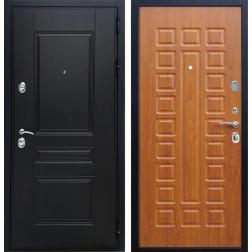 Входная металлическая дверь Армада Премиум Н ФЛ-183 (Венге / Орех)