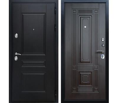 Входная металлическая дверь Армада Премиум Н ФЛ-2 (Венге / Венге)