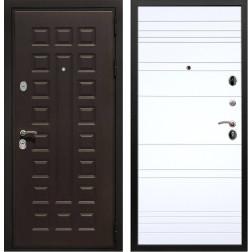 Входная металлическая дверь Армада Триумф 3К ФЛ-14 (Венге / Белый софт)
