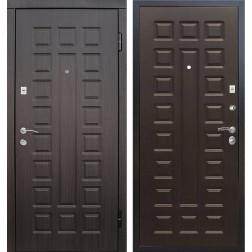 Входная металлическая дверь Кондор Сенатор Лайф (Венге / Венге)