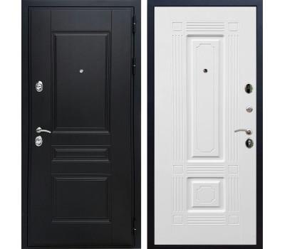 Входная металлическая дверь Армада Премиум Н ФЛ-2 (Венге / Белый силк сноу)