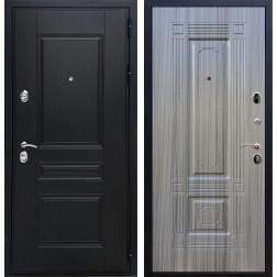 Входная металлическая дверь Армада Премиум Н ФЛ-2 (Венге / Сандал серый)