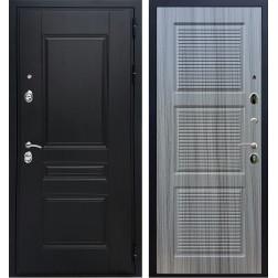 Входная металлическая дверь Армада Премиум Н ФЛ-1 (Венге / Сандал серый)