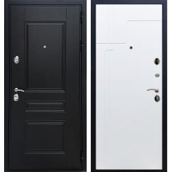 Входная металлическая дверь Армада Премиум Н ФЛ-246 (Венге / Белый софт)