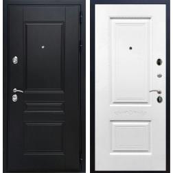 Входная дверь Армада Премиум Н Смальта 04 (Венге / Белый силк сноу)