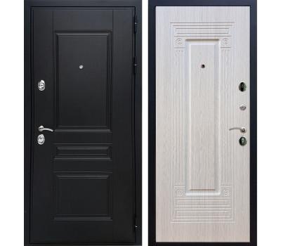 Входная металлическая дверь Армада Премиум Н ФЛ-4 (Венге / Дуб беленый)