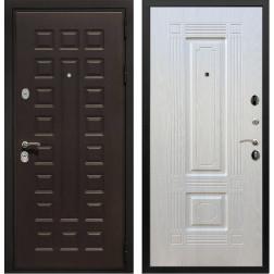Входная металлическая дверь Армада Триумф 3К ФЛ-2 (Венге / Лиственница беж)