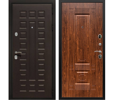 Входная металлическая дверь Армада Триумф 3К ФЛ-2 (Венге / Берёза морёная)