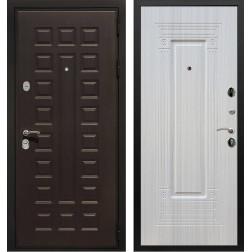 Входная металлическая дверь Армада Триумф 3К ФЛ-4 (Венге / Лиственница беж)