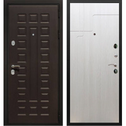 Входная металлическая дверь Армада Триумф 3К ФЛ-246 (Венге / Лиственница беж)