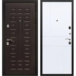 Входная металлическая дверь Армада Триумф 3К ФЛ-290 (Венге / Белый софт)