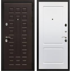 Входная металлическая дверь Армада Триумф 3К ФЛ-117 (Венге / Белый софт)