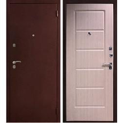 Входная металлическая дверь Юг-03 (Беленый Дуб)