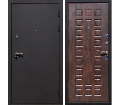 Входная металлическая дверь Юг-06 (Тиковое Дерево)