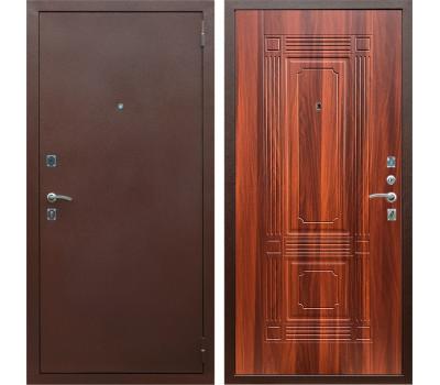 Входная металлическая дверь Армада 1 ФЛ-2 (Антик медь / Итальянский орех)