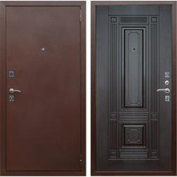 Входная дверь Армада 1 ФЛ-2 (Антик медь / Венге)